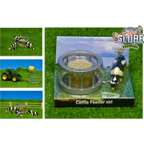 Cattle Feeder Set (Kids Globe 571961)