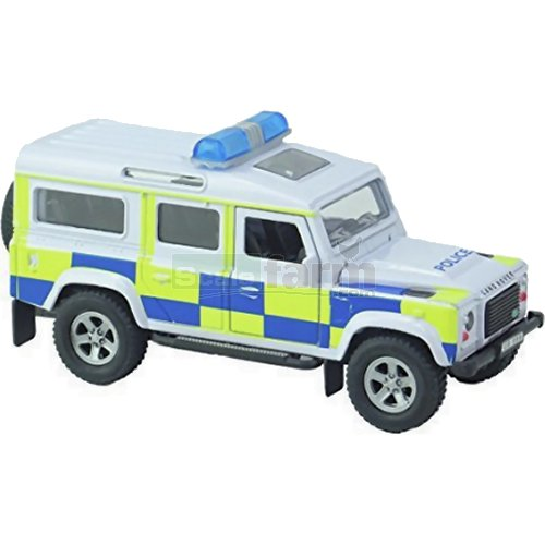 Pull-Back Land Rover - Police (Kids Globe 510753)
