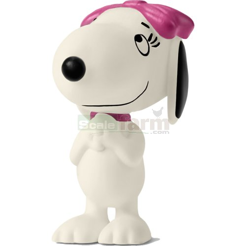 Peanuts - Belle, Charmed (Schleich 22032)