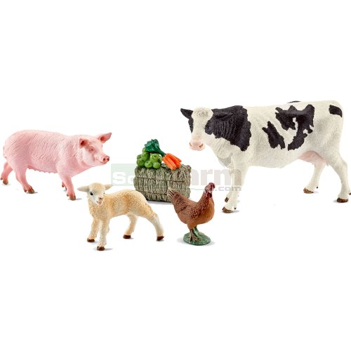 My First Farm Animals (Schleich 41424)