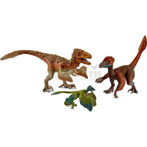 Feathered Raptors (Schleich 42347)